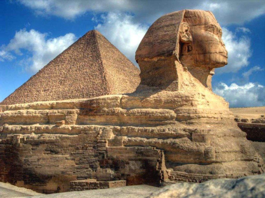 Загадка Египетских пирамид