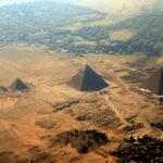 Египет – великие пирамиды Гизы