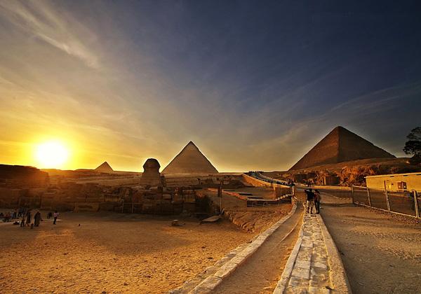 Египет прост в посещении и интересен в пребывании