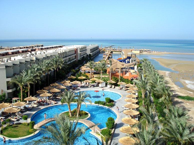 Осенний отпуск в Египте