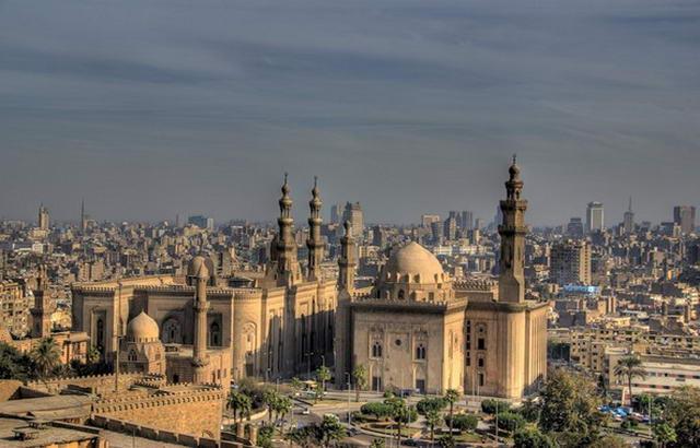 Каир – крупнейший мегаполис Египта