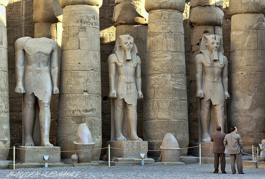 Курортный и туристический Луксор - Египет